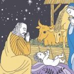 保護中: 神様*第17回 クリスマスって何の日?