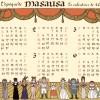 2017masausaカレンダー プシュケとアモル
