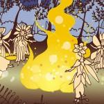 保護中: 月泉*第14話 妖精の踊り