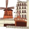 保護中: 6パリの建築物4