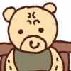 保護中: 登場人物紹介*No.8 くまみちゃん