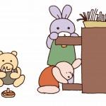 卓球*第502話 すばらしい家族の協力