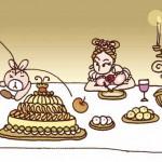 保護中: 神話*第8話 結婚式の宴席