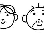 漫画入門*簡単キャラ制作〜顔の描き方