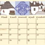 王国ニュース*カレンダー ご予約受付中