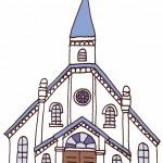 保護中: 新緑の教会