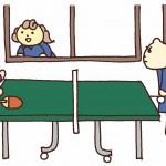 保護中: 卓球*第339話 てんちゃんの思い