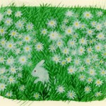 保護中: パラダイス*第39話 マルグリット日本画の習作