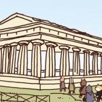 保護中: 旅行*第77話 古代遺跡ペストゥム