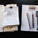 まんが教室*第7回 超初心者のための画材セット