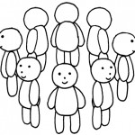 保護中: 漫画教室*第16回 360度人体デッサン