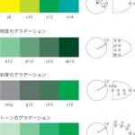 保護中: 教室*第18回 グラデーションカラー配色