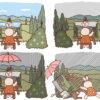漫画教室*第46回 天気の表現